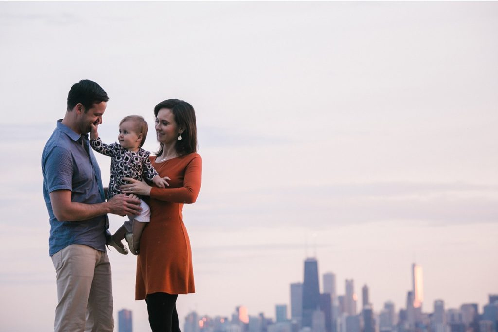 Family Photo shoot in Chicago.