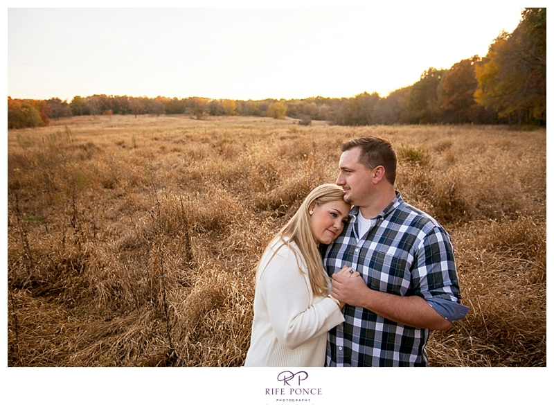 Gorgeous Country Chic Engagement Photos