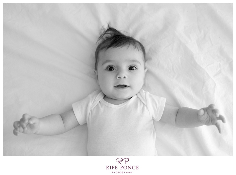 Baby Rayon's First Photo Shoot