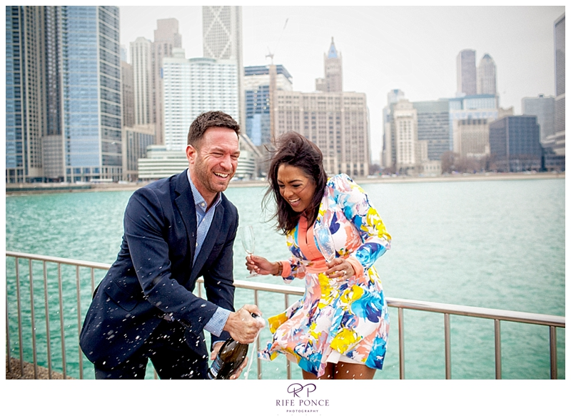 Alicia + Nick's Save the Date Photos